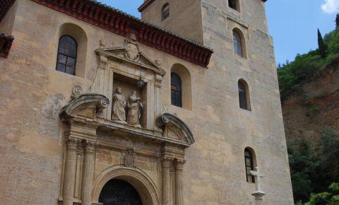 Biserica Sfintii Petru si Pavel din Granada