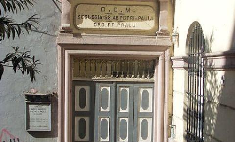 Biserica Sfintii Petru si Pavel din Istanbul