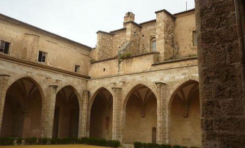 Biserica si Manastirea Carmen din Valencia