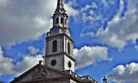 Biserica St. Martin in the Fields din Londra