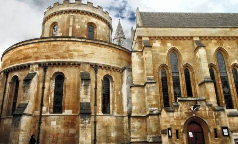Biserica Templului din Londra