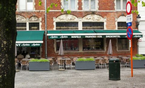 Cafenele, Ceainarii si Baruri in Bruges