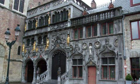 Capela Sfantului Basil din Bruges