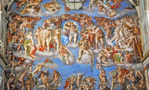 Capela Sixtina din Roma