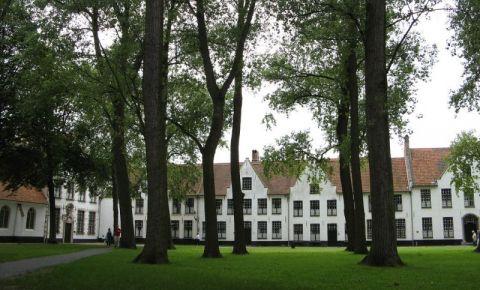 Cartierul Begijnhof din Bruges