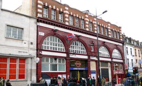 Cartierul Camden din Londra