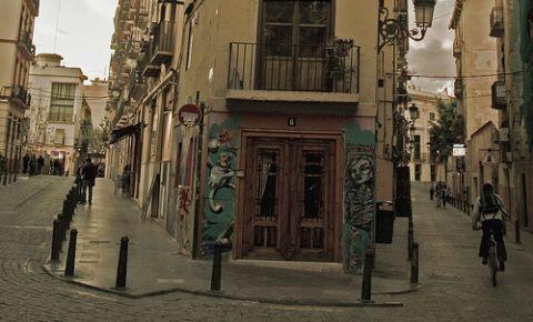 Cartierul El Carmen  din Valencia