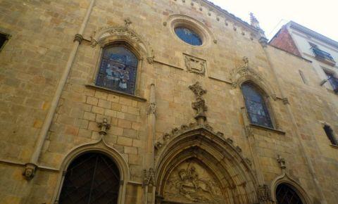 Cartierul Gotic din Barcelona