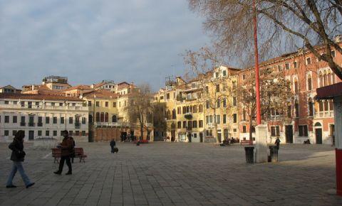 Cartierul San Polo din Venetia