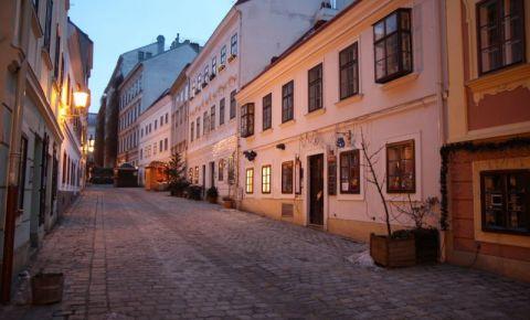 Cartierul Spittelberg din Viena