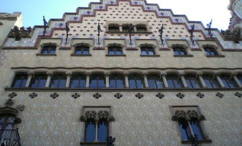 Casa Amatller din Barcelona