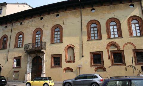 Casa Fontana Silvestri din Milano