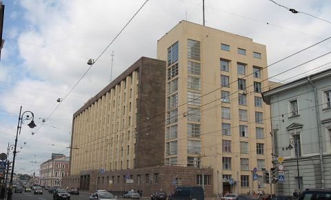 Casa Mare din Sankt Petersburg