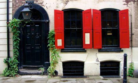 Casa Memoriala Dennis Severs din Londra