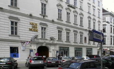 Casa Muzicii din Viena