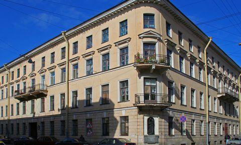 Casa Raskolnikov din Sankt Petersburg