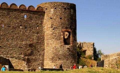 Castelul Devin din Bratislava