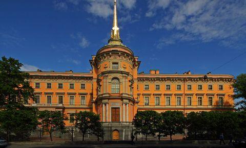 Castelul Mikhailovsky din Sankt Petersburg