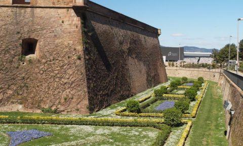 Castelul Montjuic din Barcelona