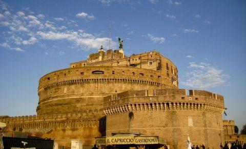 Castelul Sant`Angelo din Roma