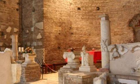 Catacombele Sfantului Domitian din Roma