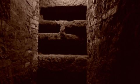 Catacombele Sfantului Sebastian din Roma