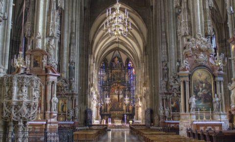Catedrala Sfantul Stefan din Viena