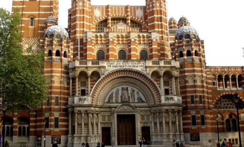 Catedrala Westminster din Londra