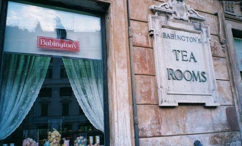 Ceainaria Babington din Roma