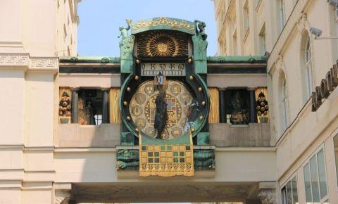 Ceasul Anchor din Viena