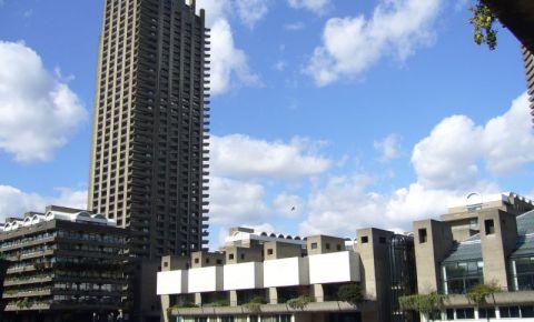 Centrul Artistic Barbicane din Londra
