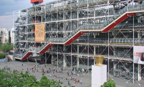 Centrul Georges Pompidou din Paris