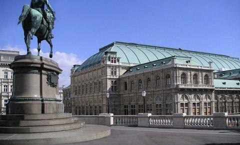 Centrul Orasului Viena