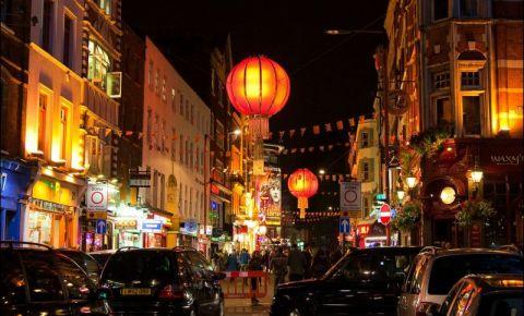 Chinatown, Londra