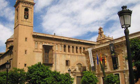 Colegiul Patriarhal din Valencia