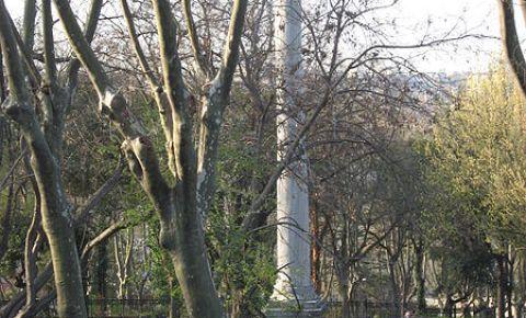 Coloana lui Claudius din Istanbul