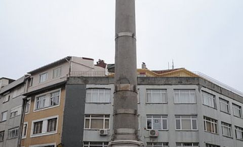 Coloana lui Marcianus din Istanbul