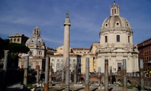Columna lui Traian din Roma