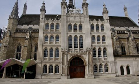 Complexul Guildhall din Londra
