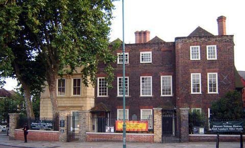 Conacul Sutton din Londra