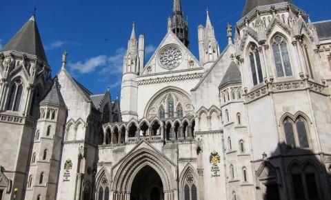 Curtea Regala de Justitie din Londra