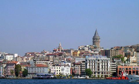 Districtul Galata din Istanbul