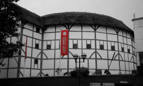 Expozitia Globul Shakespeare din Londra