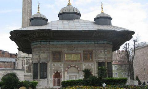 Fantana Ahmed al III-lea din Istanbul