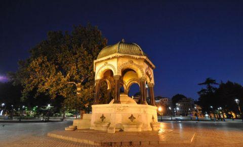 Fantana Imparatului Wilhelm al II-lea din Istanbul