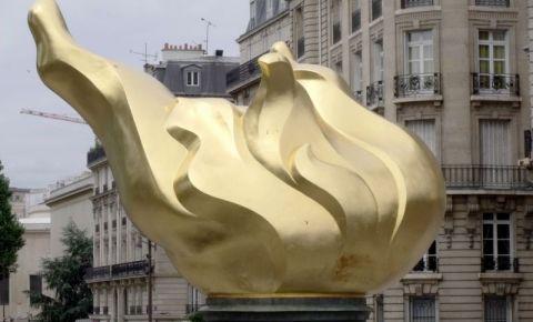 Flacara Libertatii din Paris