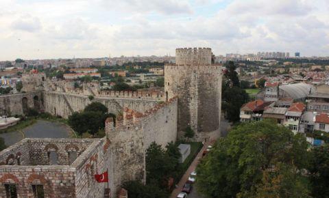 Fortareata Sapte Turnuri din Istanbul