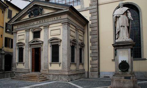 Galeria Ambrosiana din Milano