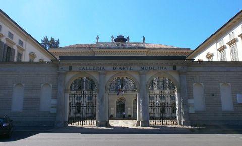 Galeria de Arta Moderna din Milano