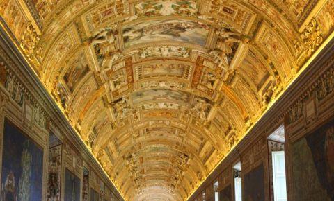 Galeria de Harti Geografice din Roma